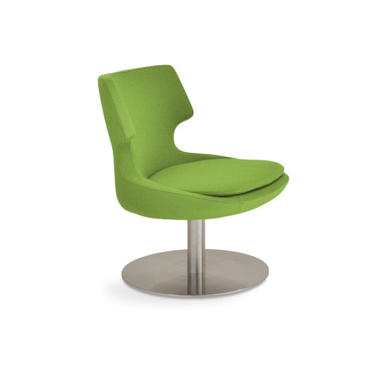 Sohoconcept Patara Round Swivel Lounge Chair