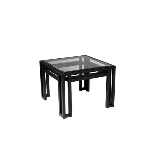 Allan copley paulette end table
