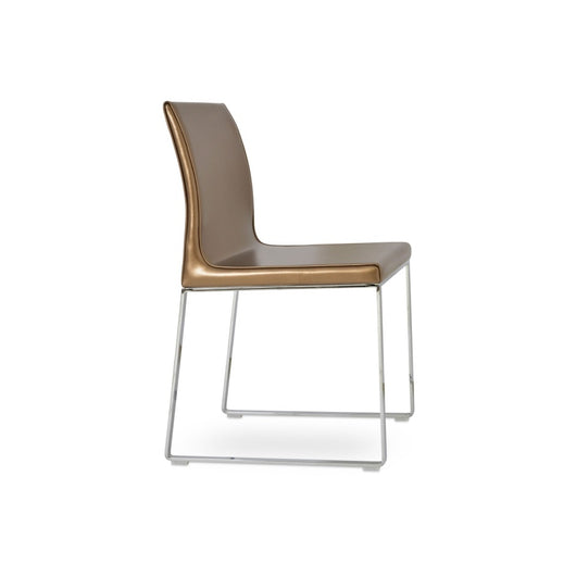 Sohoconcept Polo Sled Dining Chair
