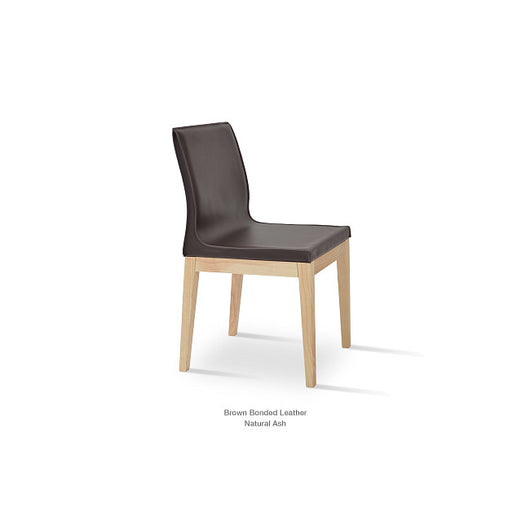 Sohoconcept Polo Wood Dining Chair