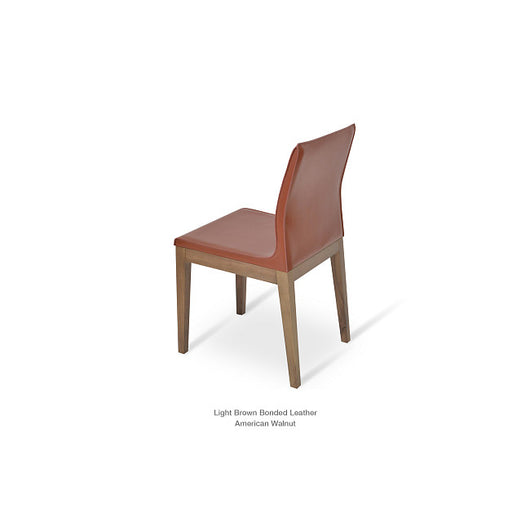 Sohoconcept Polo Wood Dining Chair - Beech