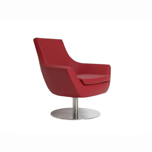 Sohoconcept Rebecca Swivel Lounge Chair