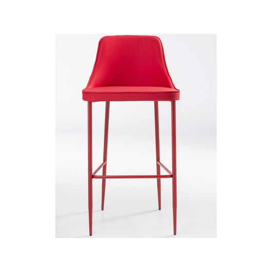 B&T Rift Counter Stool - Metal