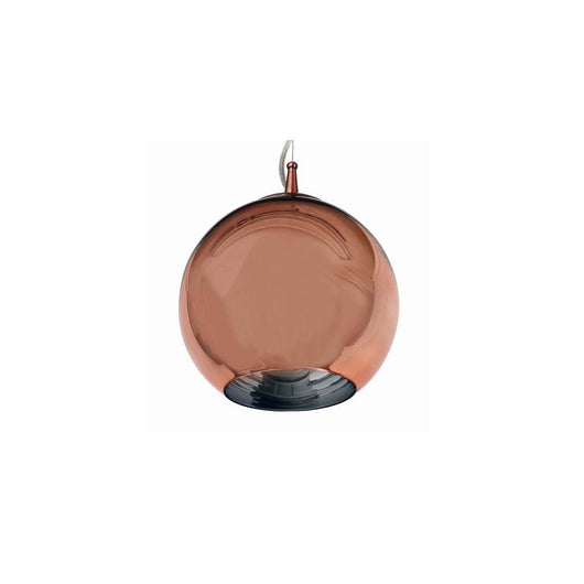 Control Brand One Pendant - Rose Gold