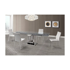 Whiteline Slim Dining Table