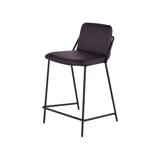 m.a.d Sling Counter Stool - Upholstered