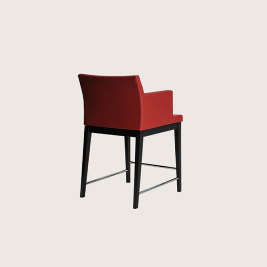 Sohoconcept Soho Counter Stool - Wood Base