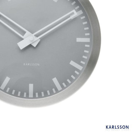 Karlsson Splash Mini Clock