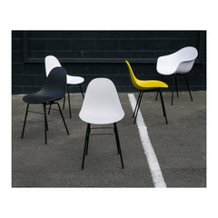 Toou TA Dining Chair - ER Base