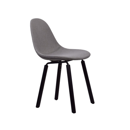 Toou TA Dining Chair - YI Base - Upholstered