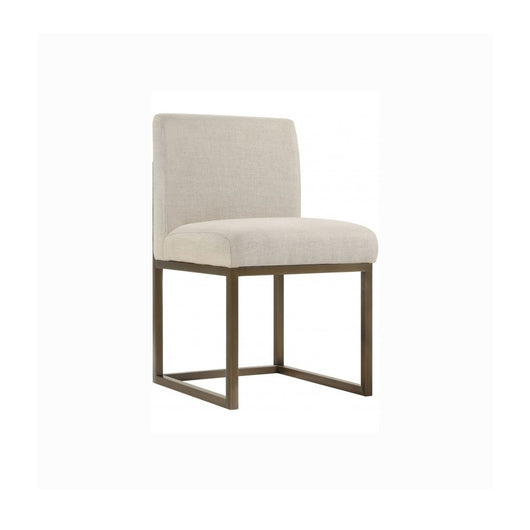 TOV Haute Dining Chair - Brass
