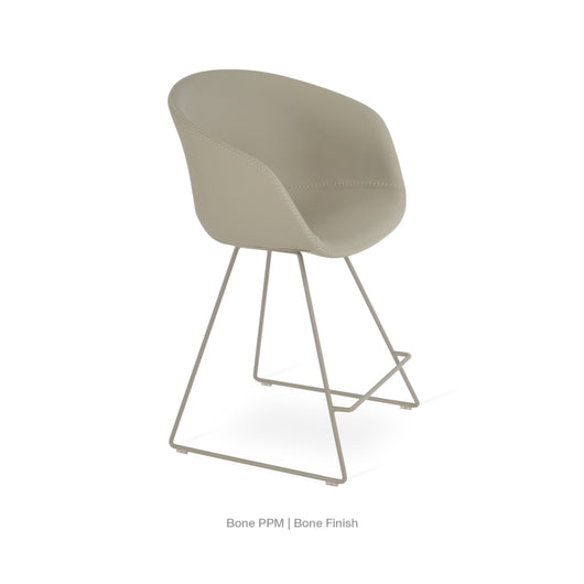 Sohoconcept Tribeca Wire Bar Stool