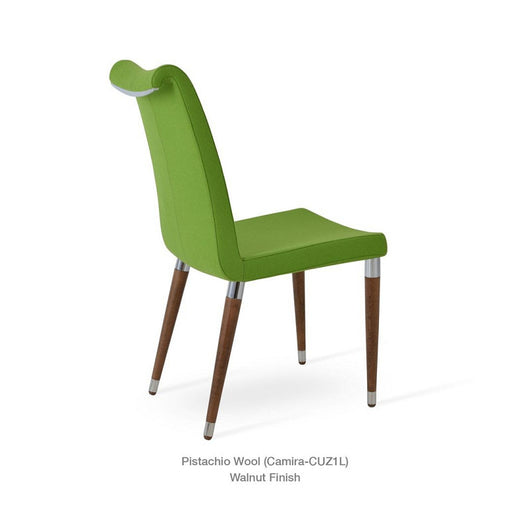 Sohoconcept Tulip Wood Dining Chair