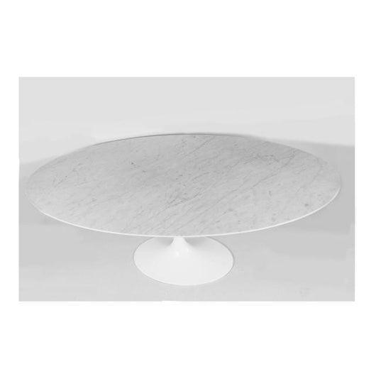 Control Brand Marble Tulip Dining Table - Oval