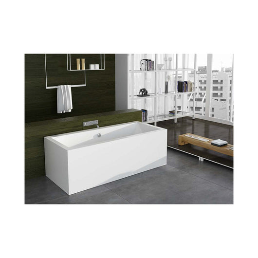Control Brand Reiki True Solid Surface Soaking Tub