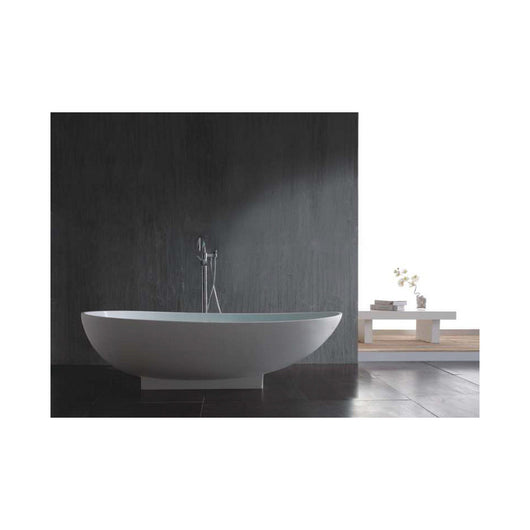Control Brand Grace True Solid Surface Soaking Tub