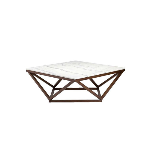 Nuevo Jasmine Coffee Table - Wood Base