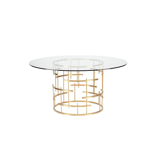 Nuevo Tiffany Round Dining Table