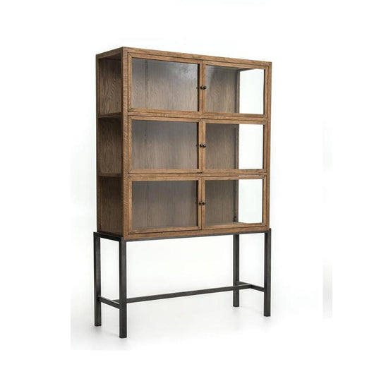 Irondale Spencer Curio Cabinet