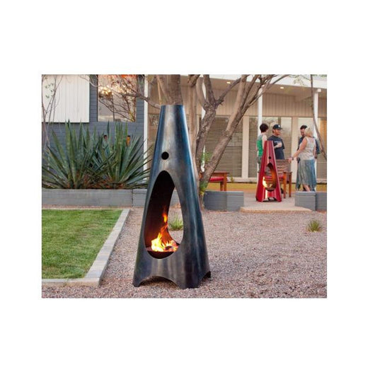 Modfire Urbanfire Outdoor Fireplace - Wood Burning
