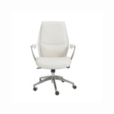 Euro Style Crosby Office Chair - Low Back