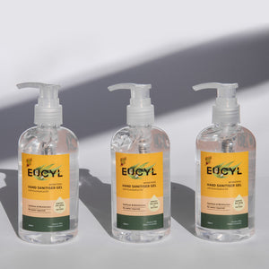 EUCYL Antibacterial Hand Sanitiser 250ml 3 pack