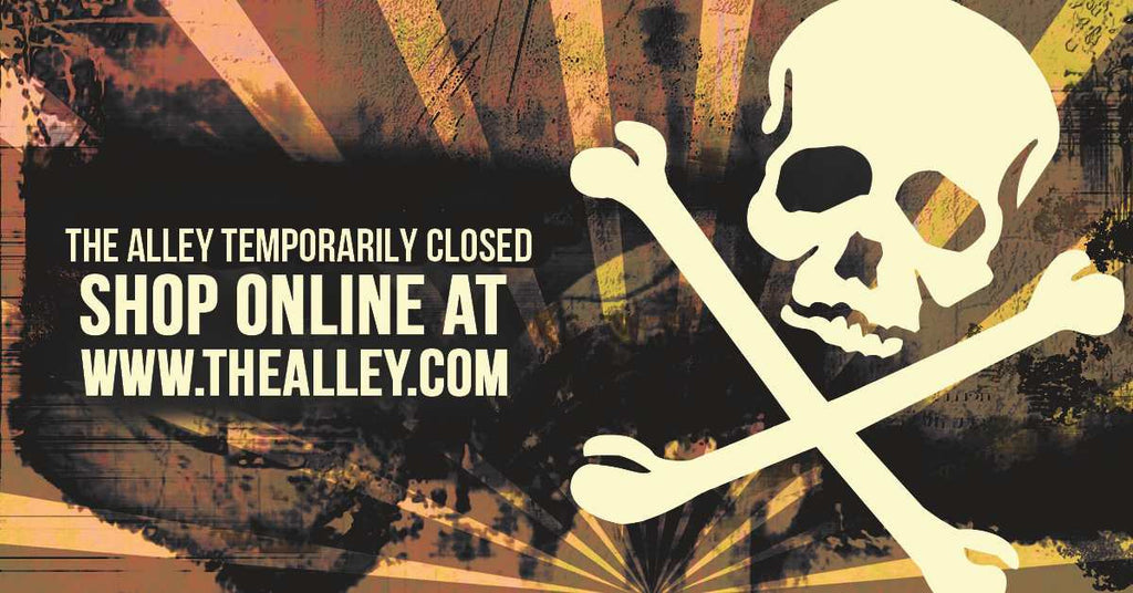 The Alley Chicago Is Not Gone: Shop Online, & Help Us Make a Move :)