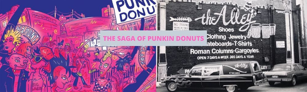 The Saga of Punkin Donuts