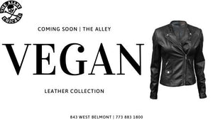 Veggie Leather Collection by The Alley