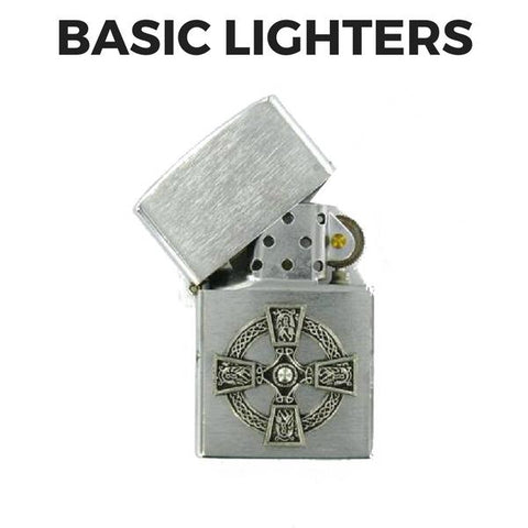 Basic Refillable Lighters