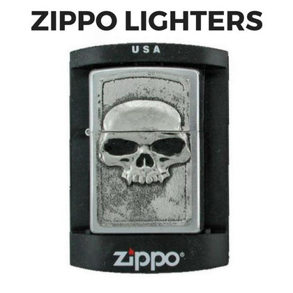 Zippo Brand Custom Lighters