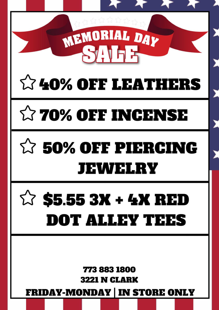 The Alley Memorial Day Weekend Sale