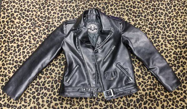 The Alley Vegan Leather Jacket