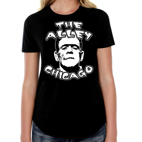 The Alley Frankie Womens Tshirt
