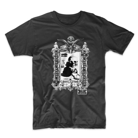 The Alley Chicago Gothic Frame Dentition T-shirt