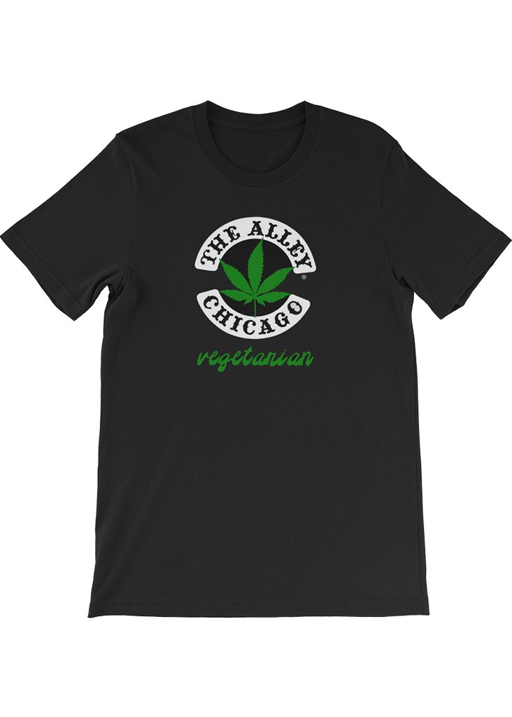 The Alley Pot Vegetarian Tshirt
