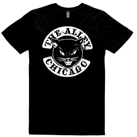 Black Cat Tshirt