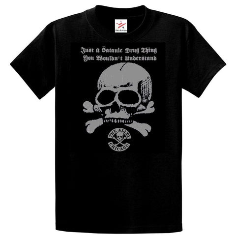 The Alley Satanic Drug Thing Tshirt