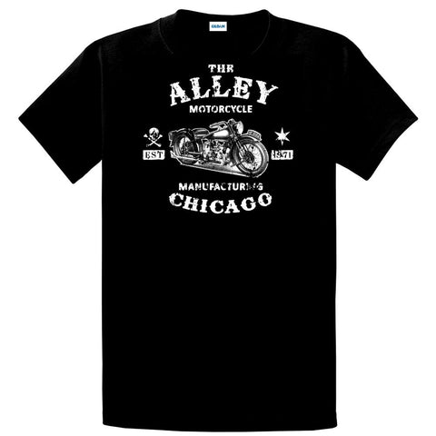 The Alley Motorcycle Club Tshirt