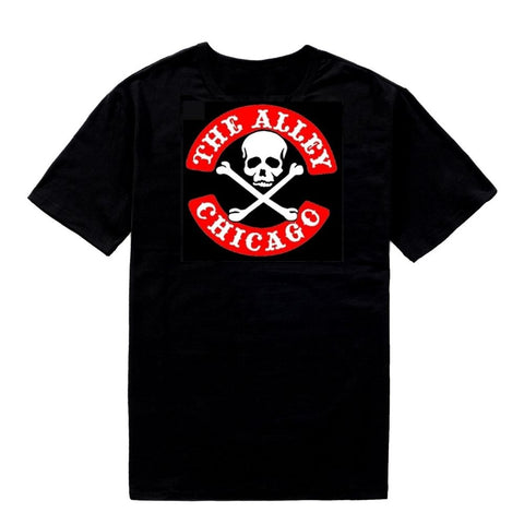 Alley Tshirt Red Rockers