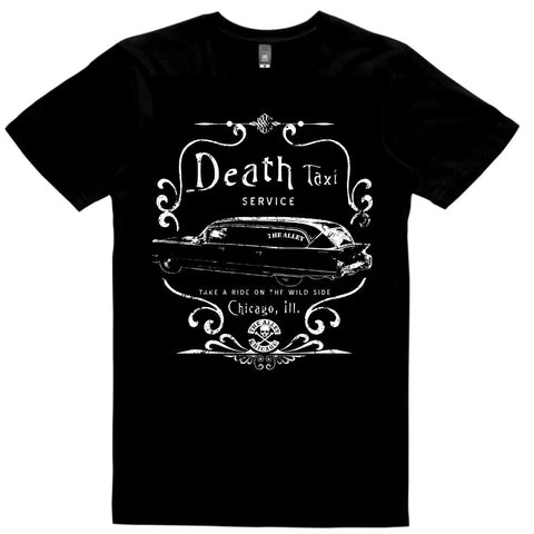 The Alley Death Taxi Tshirt