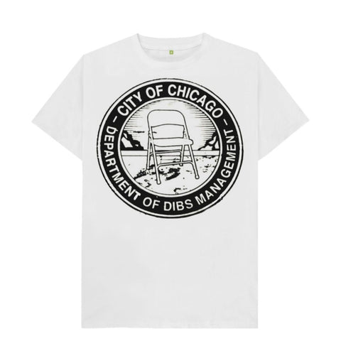 Chicago Parking Dibs Tshirt