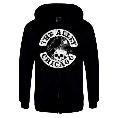 The Alley Raven Hoodie