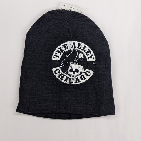 The Raven Knit Beanie Hat