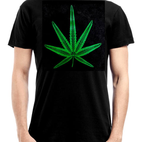 Big Pot Leaf Tshirt