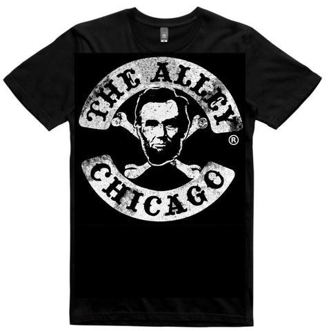 Abe Lincoln Alley Logo Tshirt