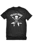 The Alley Flying V Guitars Tshirt