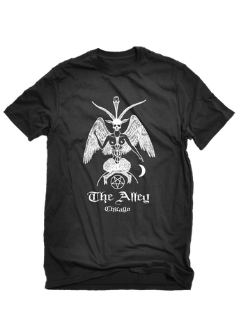 The Alley Chicago Witchcraft T-shirt - The Alley Chicago