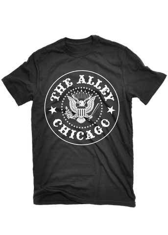The Alley Chicago  Presidential Seal T-Shirt - The Alley Chicago