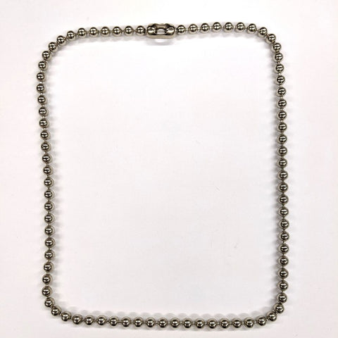 Large Ball Style Necklace Chain